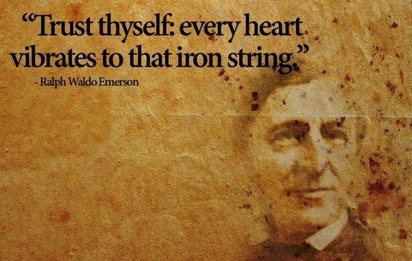 "Emerson's ""Self-Reliance"""